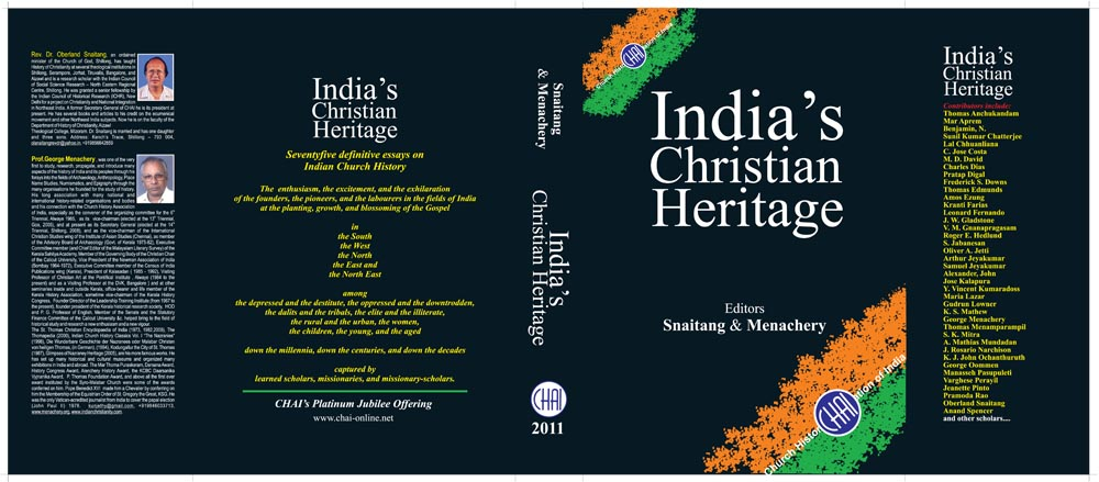 Indian church history review essay